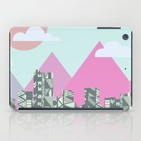 denver iPad Cases featuring denver by marney cinclair