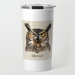 HALF-CAF Travel Mug