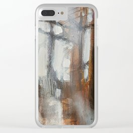 Industry 1 Clear iPhone Case