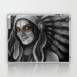 Tribe Girl Laptop & iPad Skin