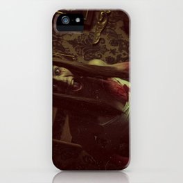 Alice - Madness iPhone Case