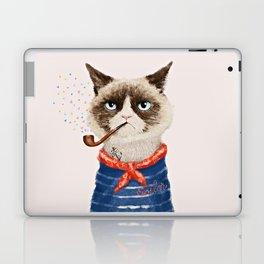 Sailor Cat V Laptop & iPad Skin