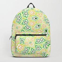 Citrus Kaleidoscope Backpack