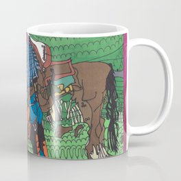 One of a Kind Cowboy Coffee Mug