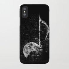 Melodie de la Lune iPhone X Slim Case