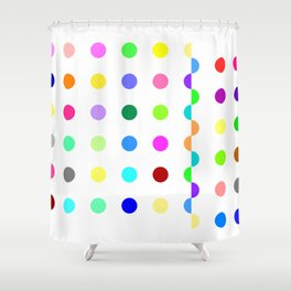 Allopurinol Shower Curtain