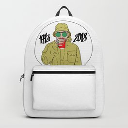 Mac Miller R.I.P 1992 - 2018 Backpack