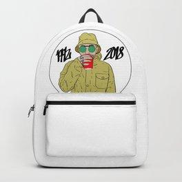Mac Miller R.I.P 1992 - 2018 Backpack