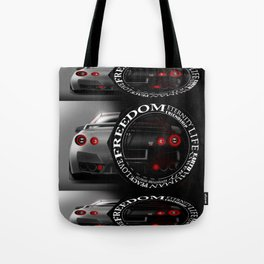 GTR- Freedom Tote Bag