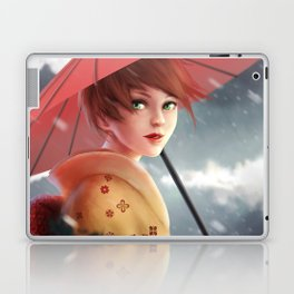 Modern Geisha, Laptop & iPad Skin