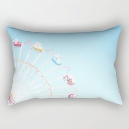 Fryeburg Fair Ferris Wheel Rectangular Pillow