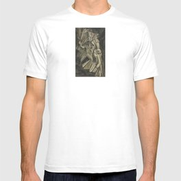 Marcel Duchamp - Nude Descending a Staircase, No. 2 T-shirt