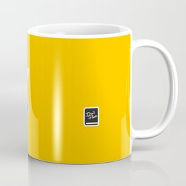 THURSDAY - The Hitchhiker's Guide to the Galaxy Packing List Coffee Mug