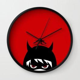 Demon Pru Wall Clock
