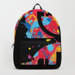 Smile Headphones Festival Backpack