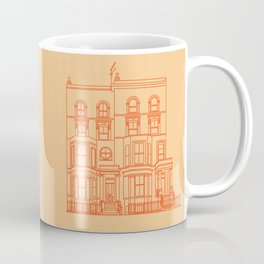Town House Coffee Mug