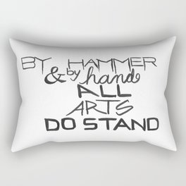 Worshipful Company of Blacksmiths Rectangular Pillow