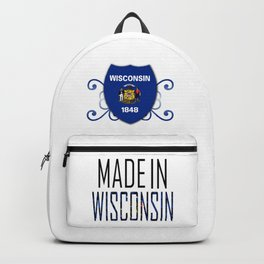 Made In Wisconsin Backpack