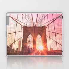 NYC Brooklyn Bridge Laptop & iPad Skin
