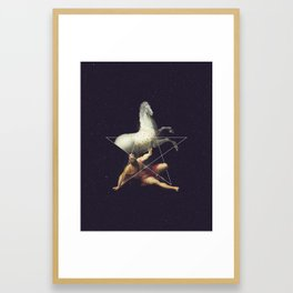 NOT The Conversion of St Paul Framed Art Print