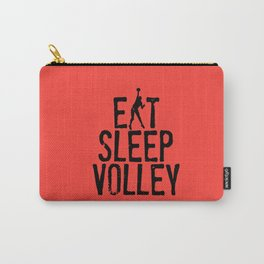 Eat Sleep Volley Carry-All Pouch