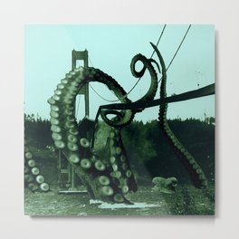 Hurty Gertie Metal Print