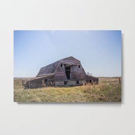 Adam Hoffman Homestead 18 Metal Print