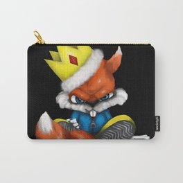 King Conker [Conker's Bad Fur Day Fan Art] Carry-All Pouch