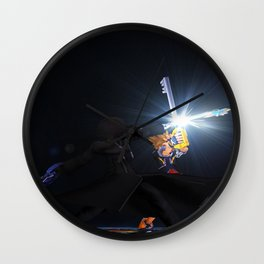 Sora of Kingdom Hearts  Wall Clock