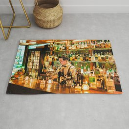 Whisky Bar Rug