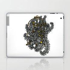 Jailed fern Laptop & iPad Skin