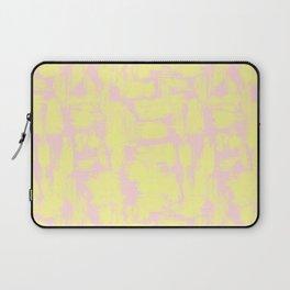 pink yellow Laptop Sleeve