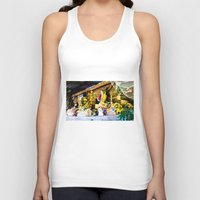 colombia Tank Tops featuring Colombia diverse. by Alejandra Triana Muñoz (Alejandra Sweet