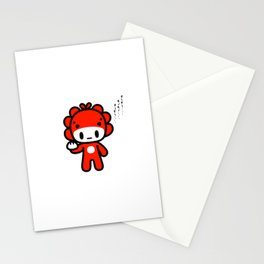 qiqi qiqi qiqi.... Stationery Cards
