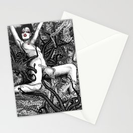 Pacific Mermaid Stationery Cards