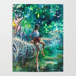 Dopamine Jungle Poster