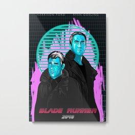 Blade Runner 2049 Metal Print