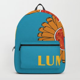 Filipino Kitchen Loteria - Lumpia Backpack
