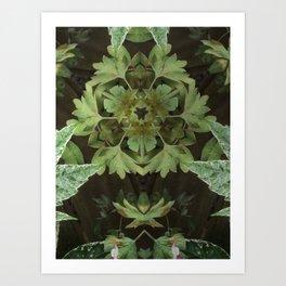 The Bird Nest Art Print