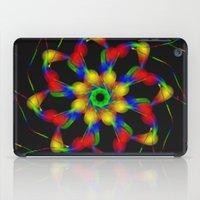 fractal iPad Cases featuring Fractal by Marisa Lopez-Cruzan