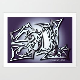 soul print Art Print