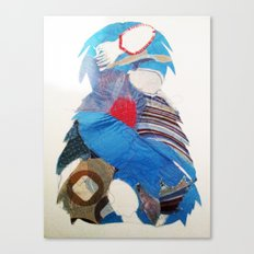 Amore Canvas Print