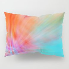 Abstract Big Bangs 002 Pillow Sham