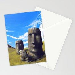 Rapanui Stationery Cards