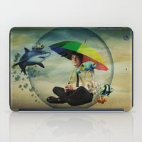 wizard iPad Cases featuring Wizard by Tony Vazquez
