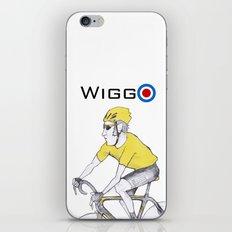 Wiggo iPhone Skin