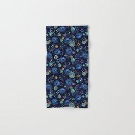 Cindy large floral print Hand & Bath Towel