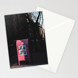 Mailbox Message Stationery Cards