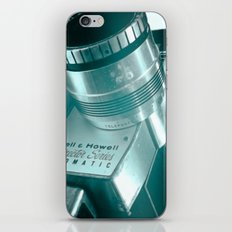 Bell & Howell iPhone Skin