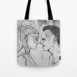 Yolandi & Ninja Tote Bag